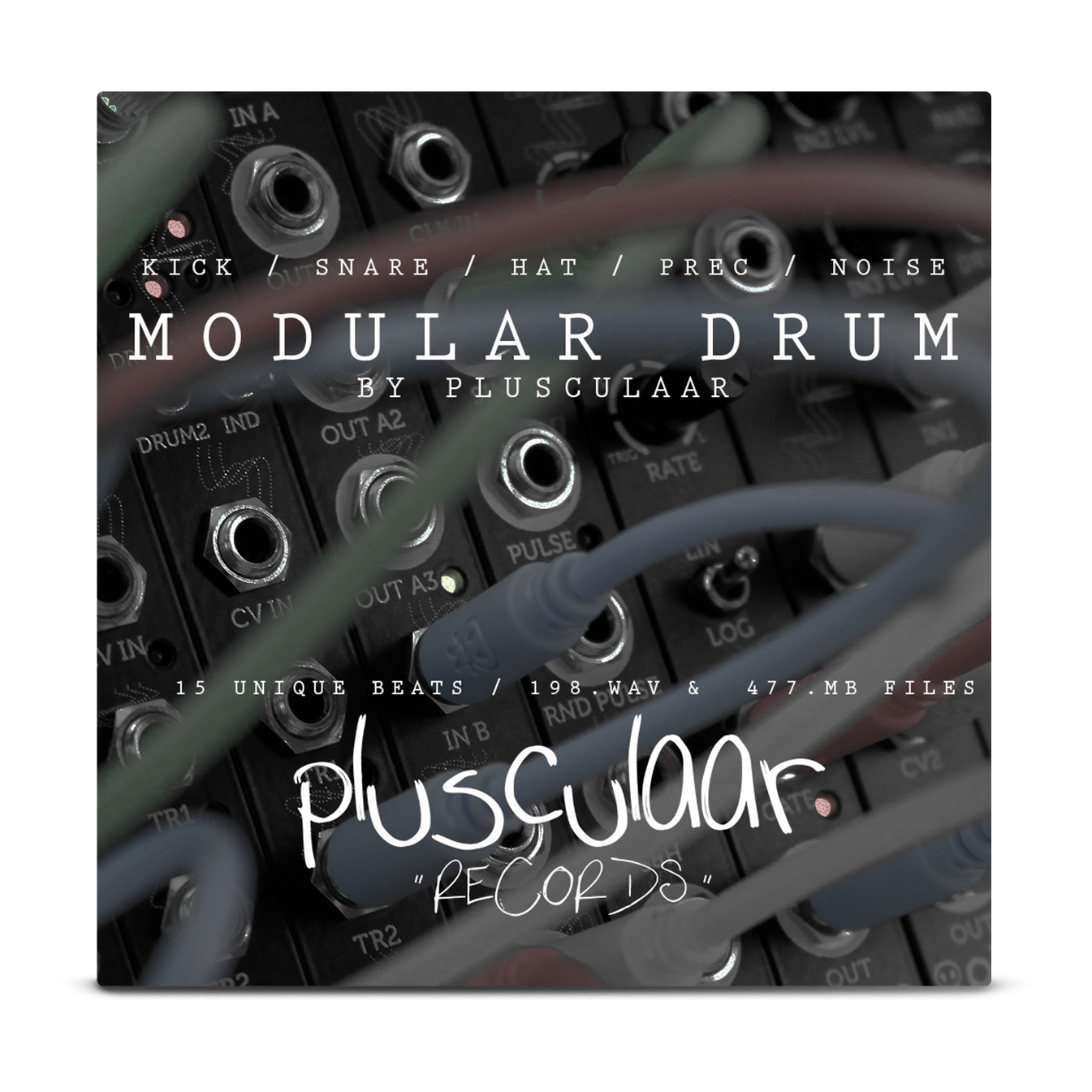 Modular Drum by Plusculaar
