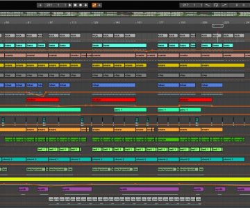 Ableton Template 01
